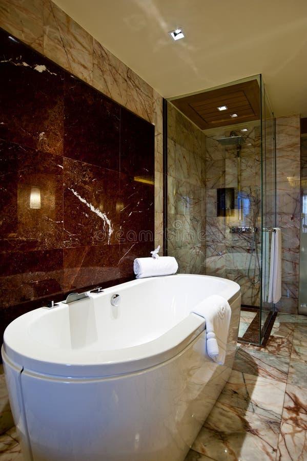 Badkuip royalty-vrije stock afbeelding