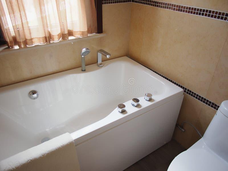 Badkuip royalty-vrije stock foto
