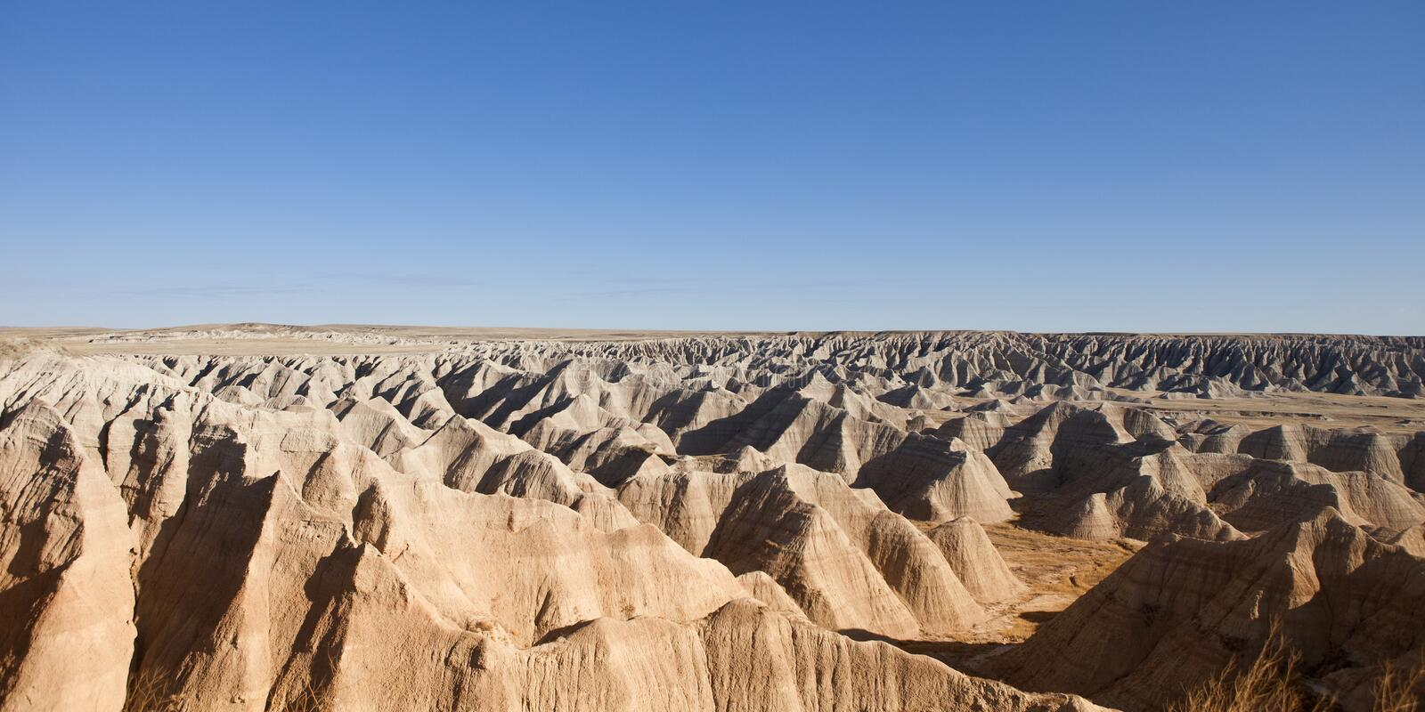 Download Badlands stock image. Image of eroded, south, layer, desolation - 12055671