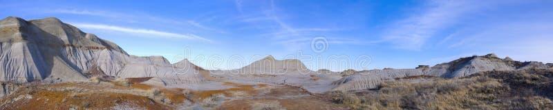 Badlands stock foto's