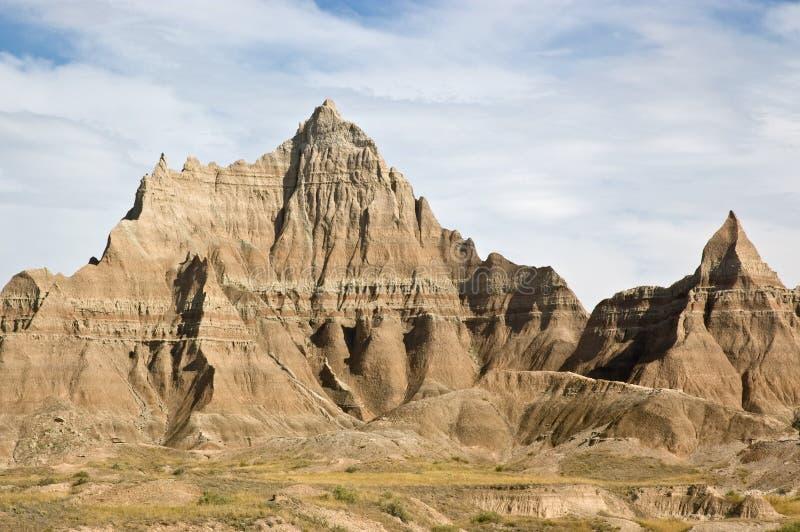 Download Badlands stock photo. Image of sedimentary, america, layered - 14851458