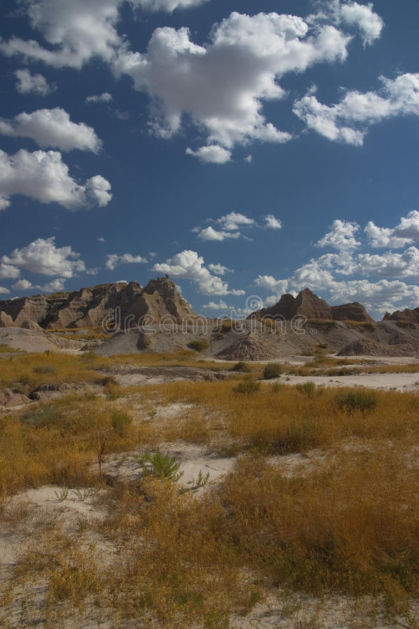 Free Badlands Royalty Free Stock Images - 15237049