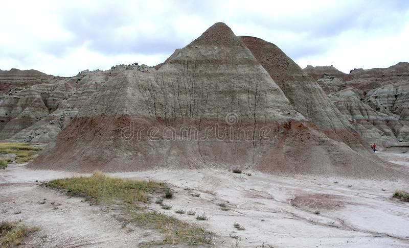 Badlands 6 Stock Photography