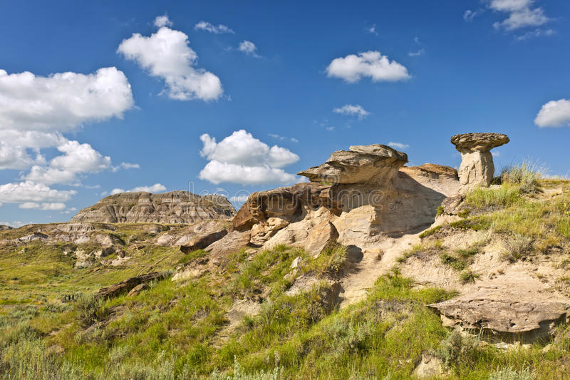 Download Badlands In Alberta, Canada Stock Images - Image: 20851684