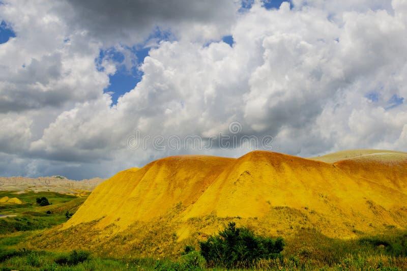 Badlands Nationaal Park royalty-vrije stock afbeelding