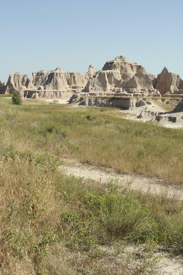 Free Badlands National Park, South Dakota Royalty Free Stock Photography - 21601177