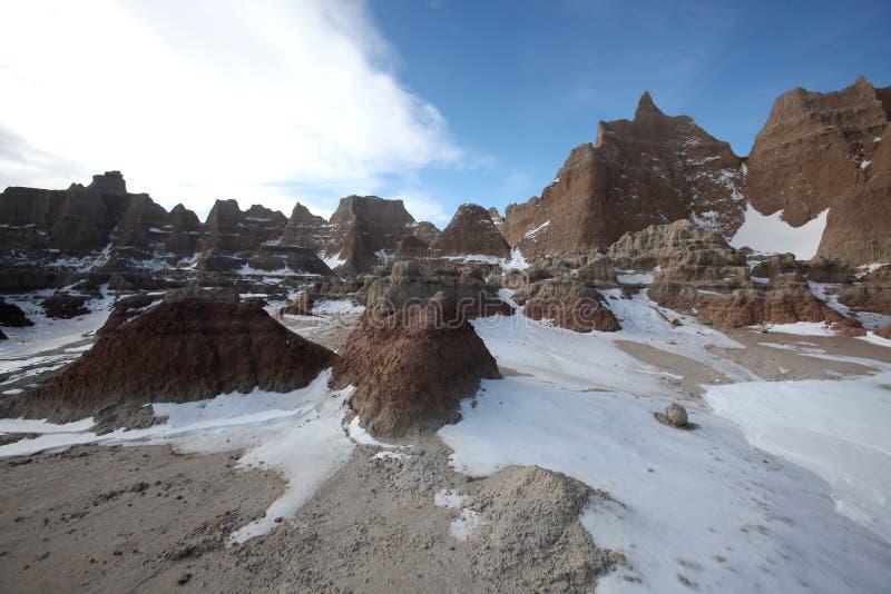 Download Badlands National Park In South Dakota, USA. Stock Photo - Image: 23848684