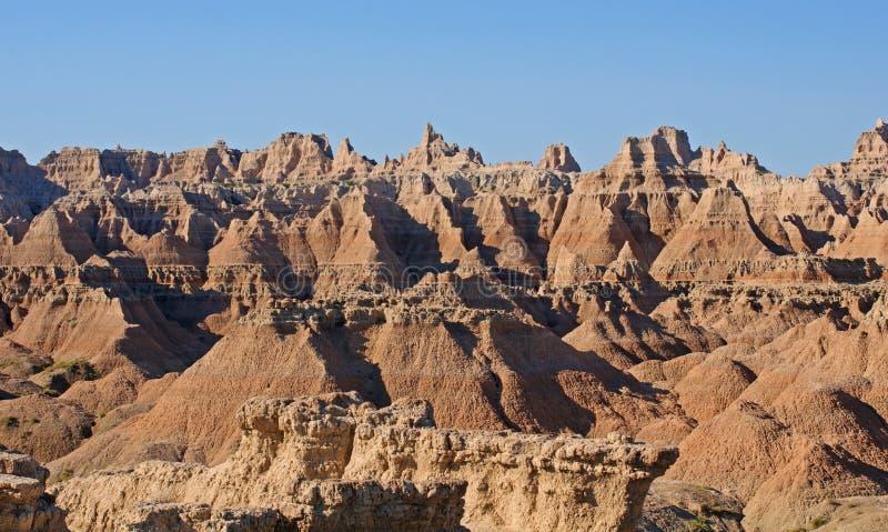 Download Badlands Panorama stock photo. Image of morning, nature - 21209644