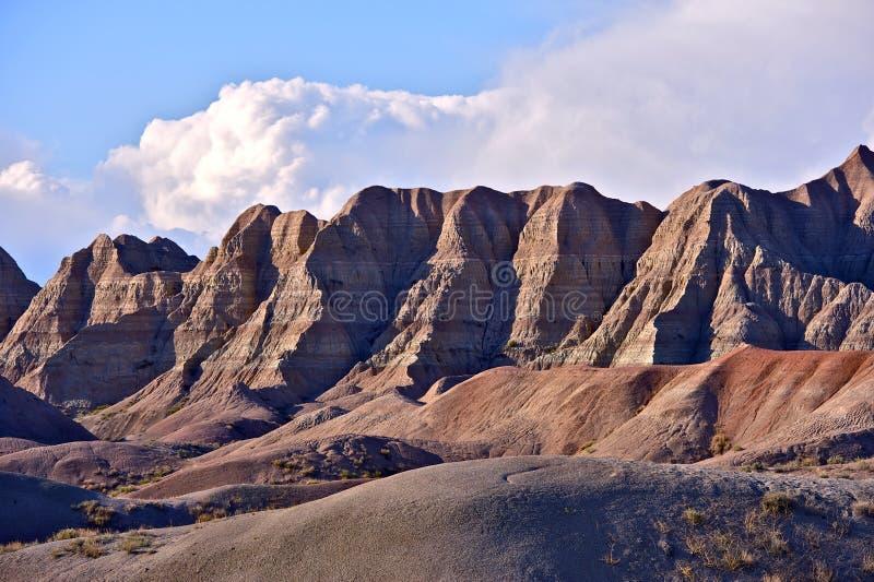 Download Badlands Sandy Peaks stock photo. Image of scenic, lakota - 27875554