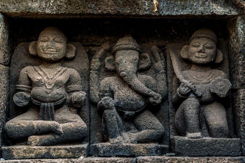 -Badlapur Step Well-Badlapur Shivkalin Vihir aka Peshwa kalin Vihir Devaloli Villedge près du district de badlapur: Thane image libre de droits