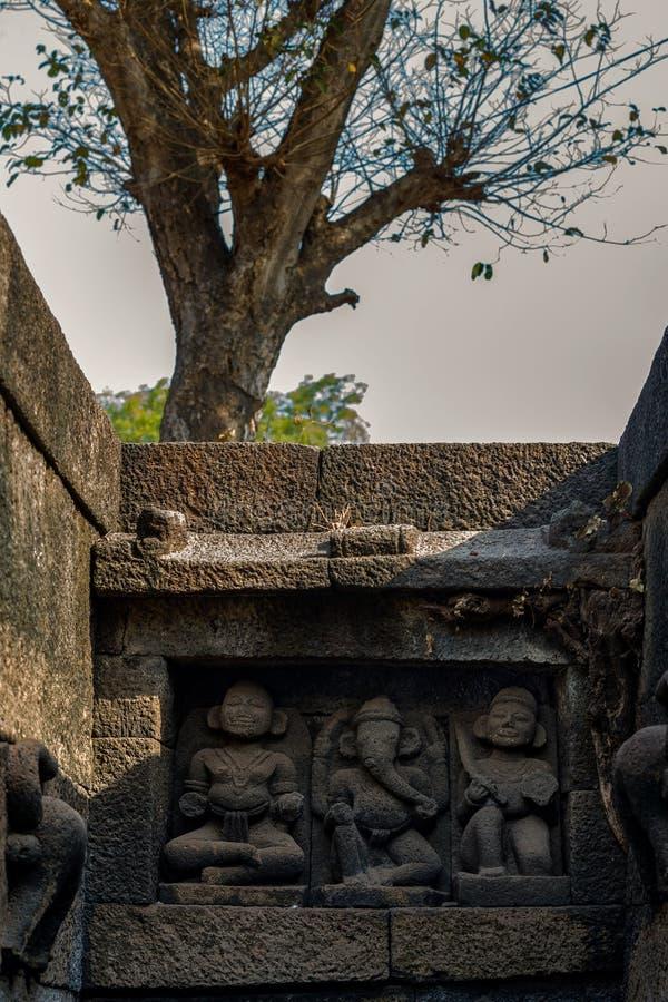 Badlapur Step Well-Badlapur Shivkalin Vihir aka Peshwa kalin Vihir Devaloli Villedge près du district de badlapur: Thane photos stock