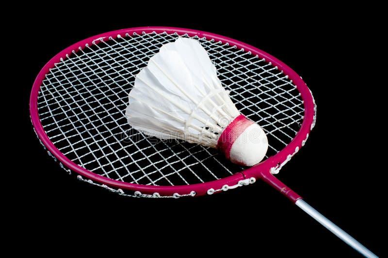 Badminton lizenzfreie stockfotografie