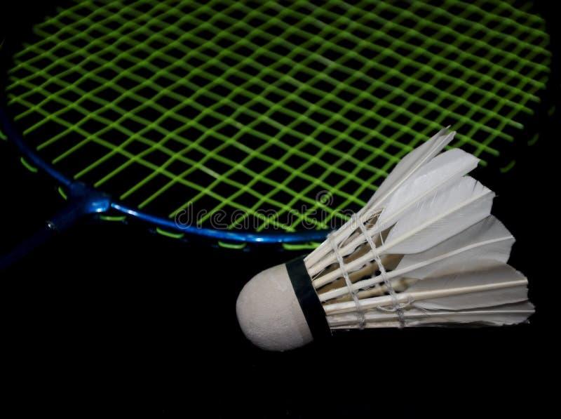 Badminton stockbild