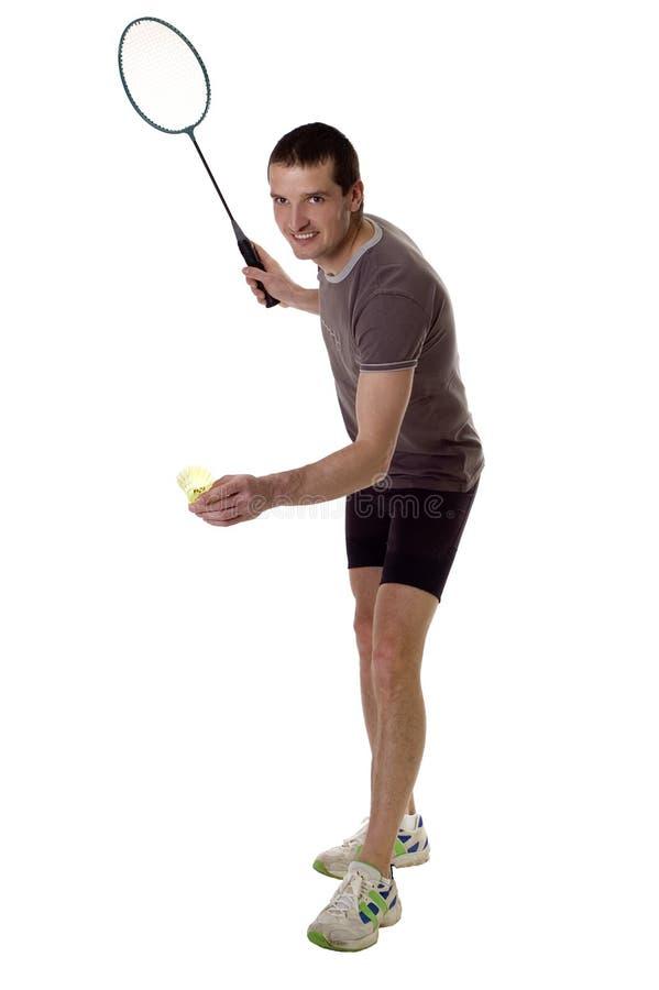 Badminton stockbilder