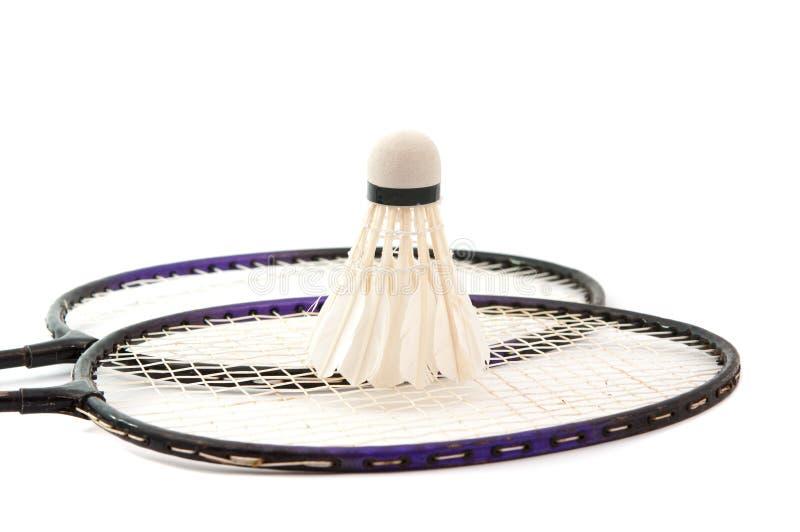 Badminton royalty-vrije stock foto