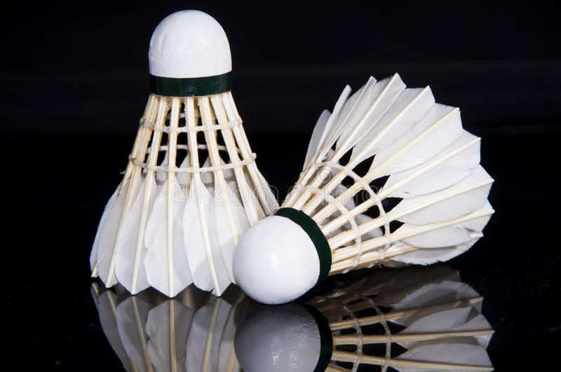 Badminton royalty-vrije stock foto