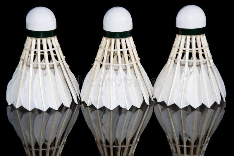 Badminton 2 royalty-vrije stock foto
