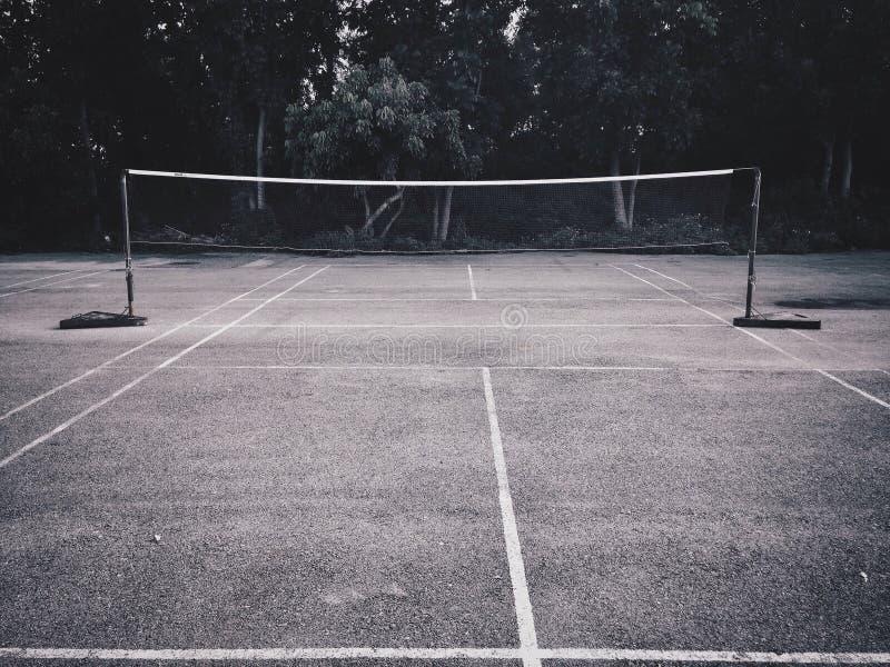 badminton royalty-vrije stock foto's