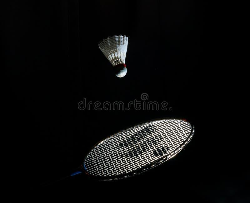 Download Badminton photo stock. Image du gibiers, studio, rendement - 8658804
