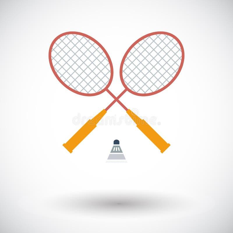 Download Badminton vektor abbildung. Illustration von ausrüstung - 90225252