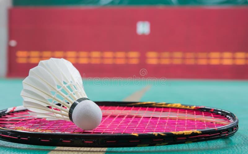 badminton stockfotografie