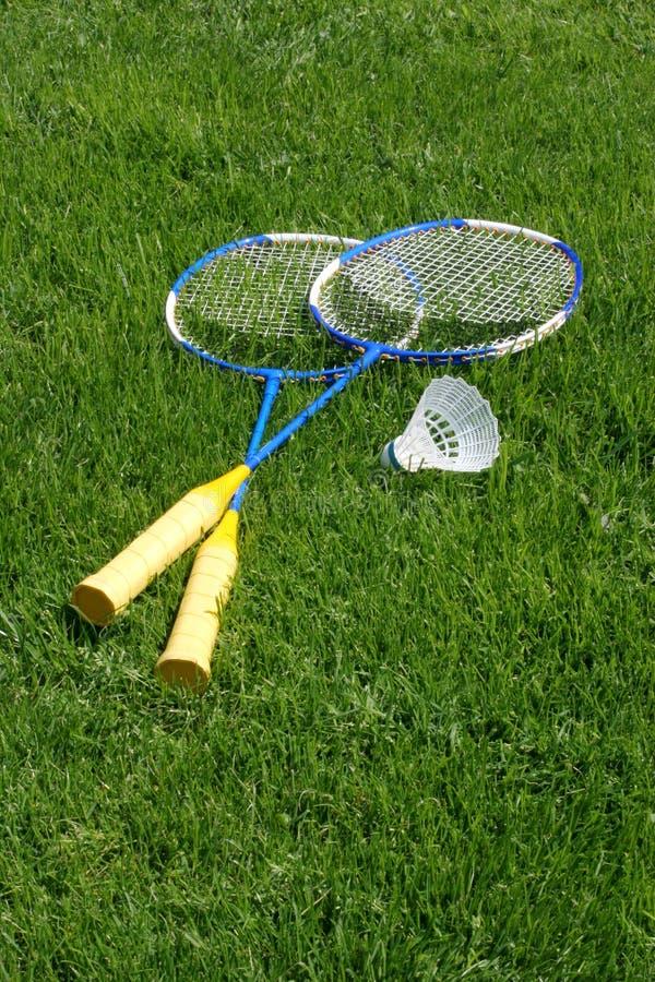 Badminton lizenzfreies stockbild