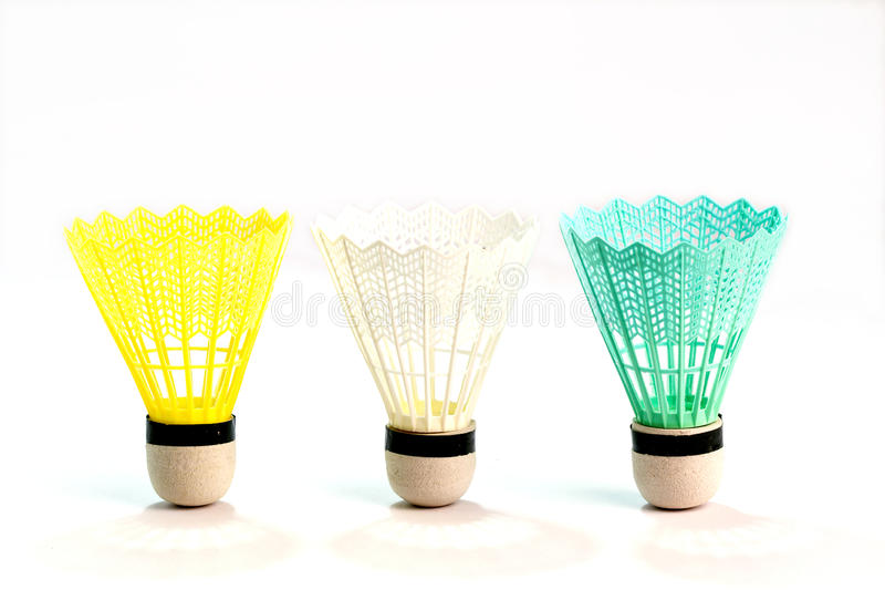 Download Badminton Ball Royalty Free Stock Image - Image: 25207836