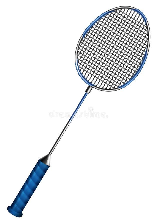 Badminton stock illustration