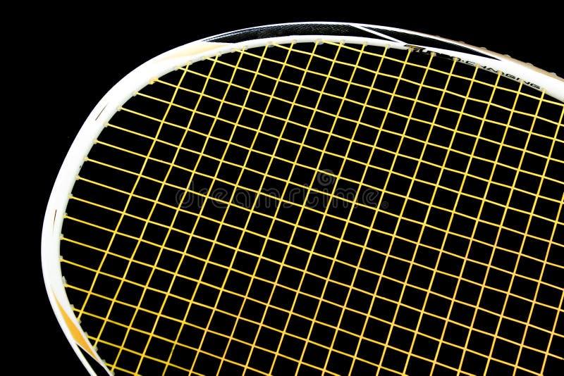 Badminton de raquette image stock