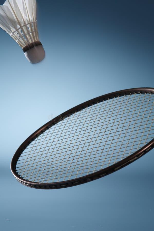 Badminton do jogo fotos de stock