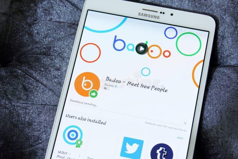 badoo download samsung