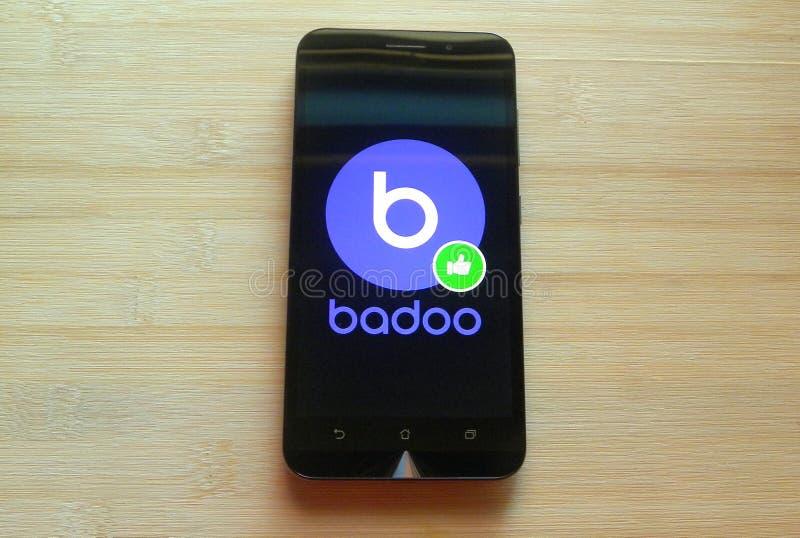 Badoo royalty-vrije stock foto's