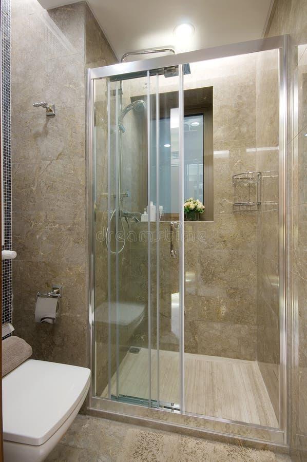 badrum royaltyfria bilder
