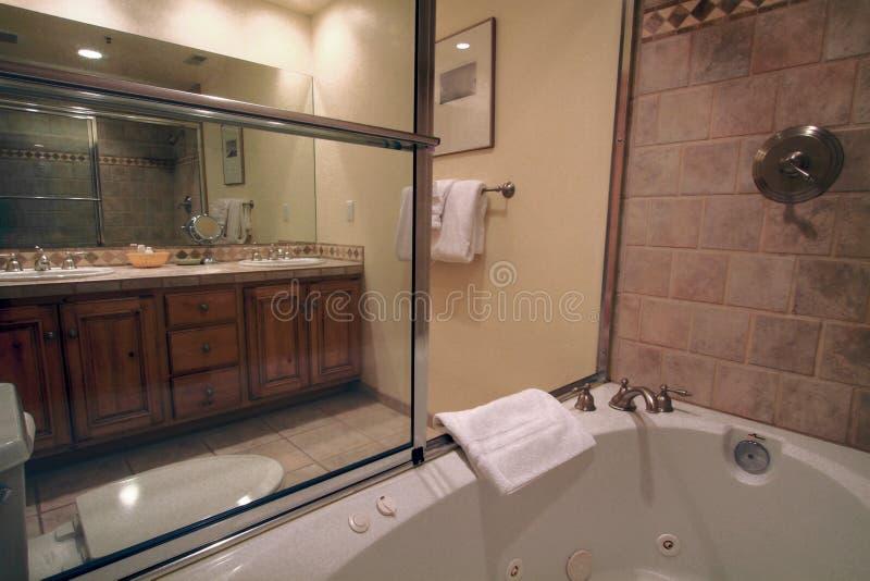 badrumfölje fotografering för bildbyråer