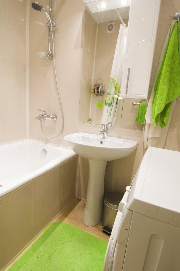 badruminterior fotografering för bildbyråer