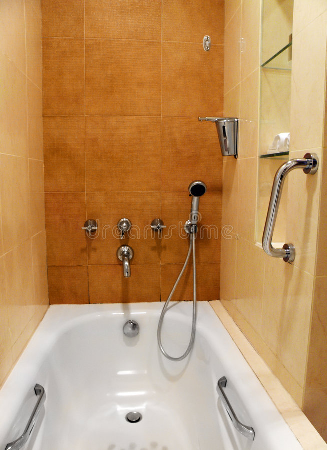 badrummonteringskopplingar royaltyfria bilder