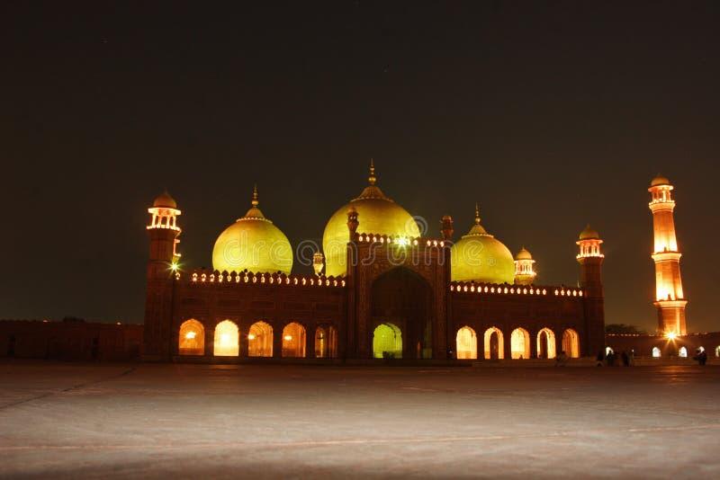 badshahi meczetu obrazy stock