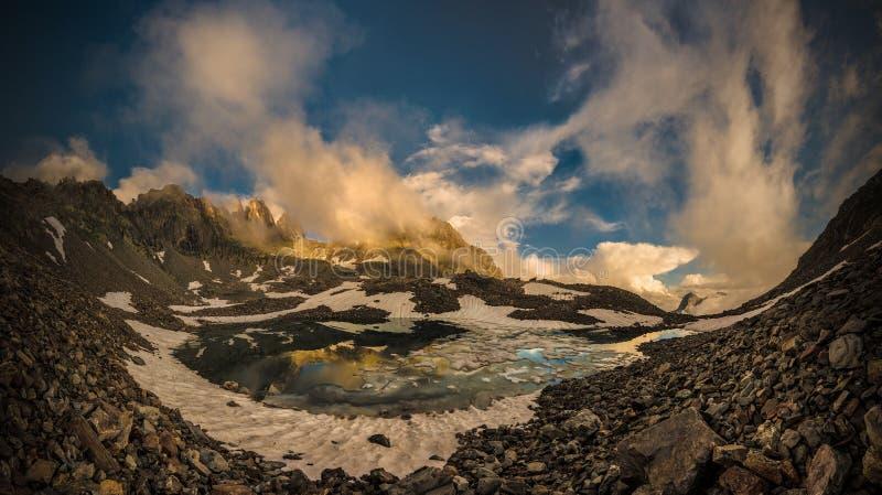 The Baduk lake royalty free stock images