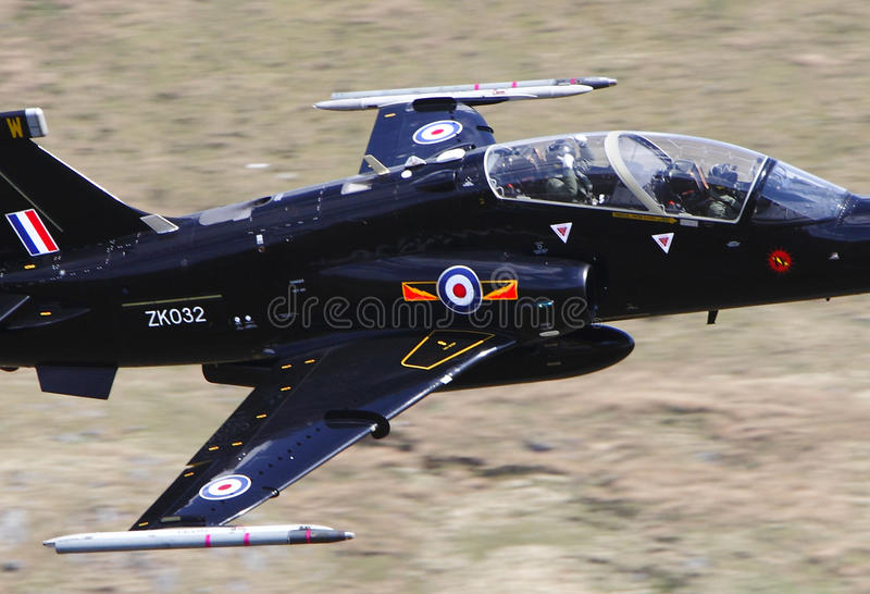 BAE Systems T2 Hawk Jet Editorial Stock Image