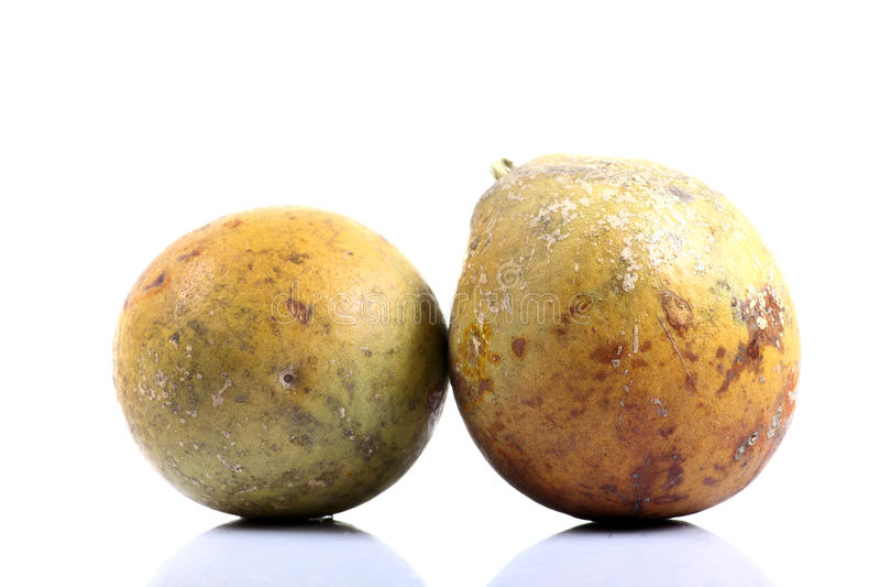 Bael frukt arkivbild