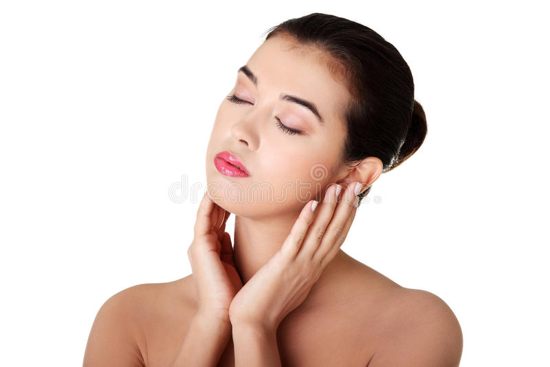 Baeutiful young woman