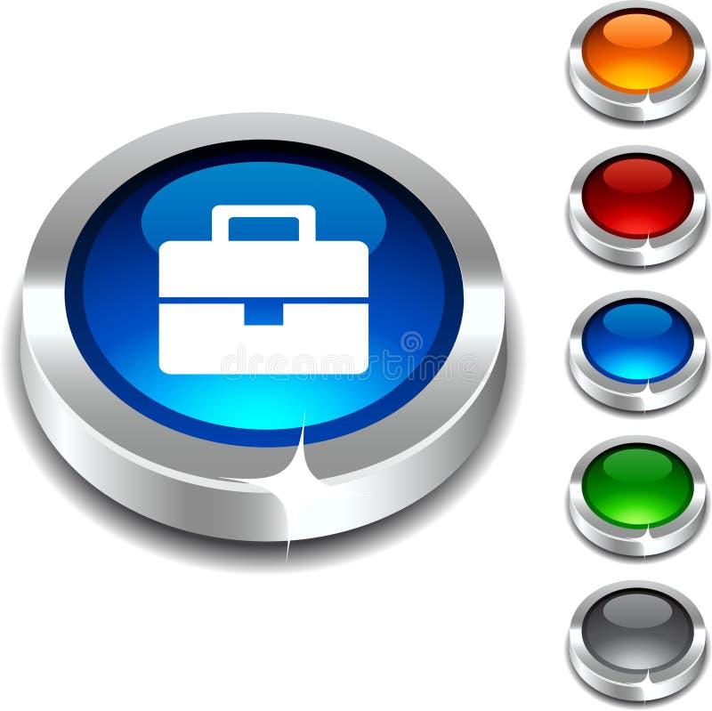 Download Bag 3d button. stock vector. Image of satchel, button - 12280905