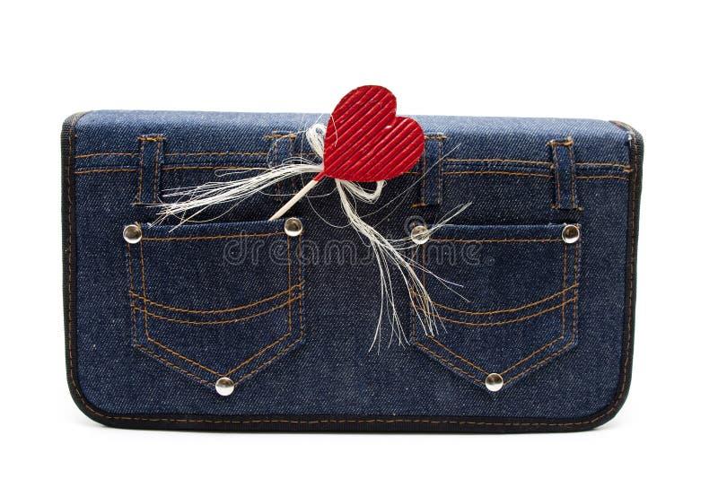 Bag With Dear Symbol Stock Photo