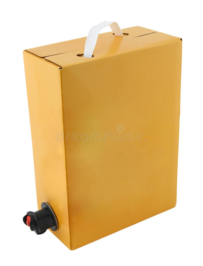 Free Bag In Box Wine Royalty Free Stock Photos - 20949098