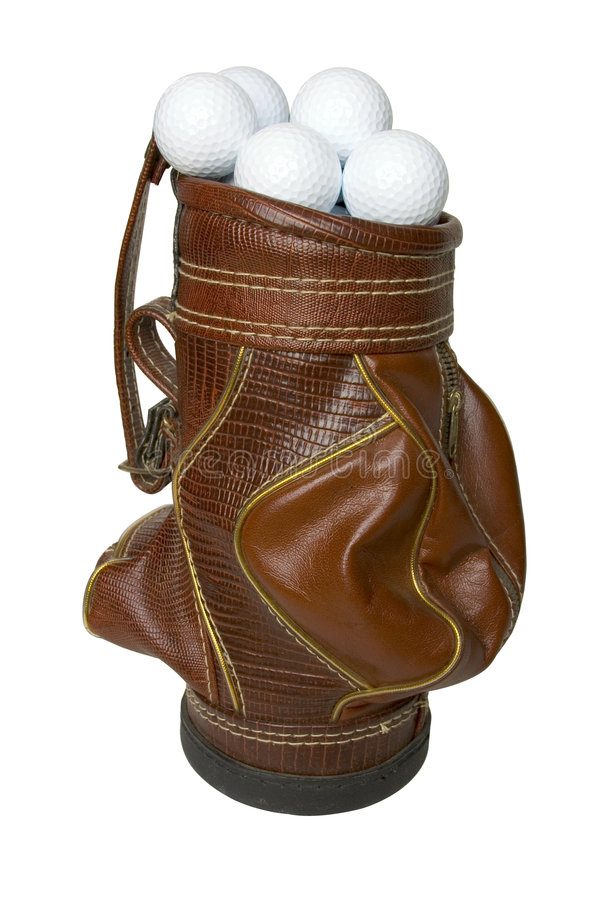 Download Bag 'o Balls stock photo. Image of golf, summer, round - 1413790