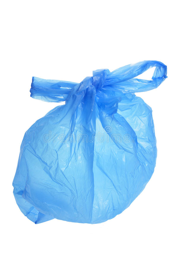 bag plastic shopping royaltyfri bild
