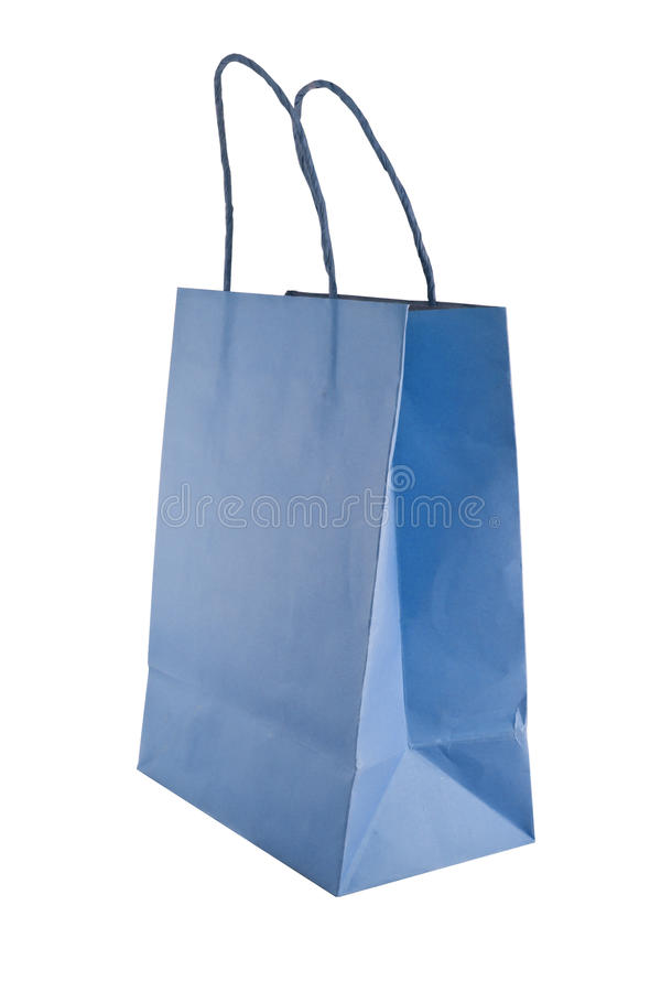 Download Bag for shopping isolated stock image. Image of handle - 39506711