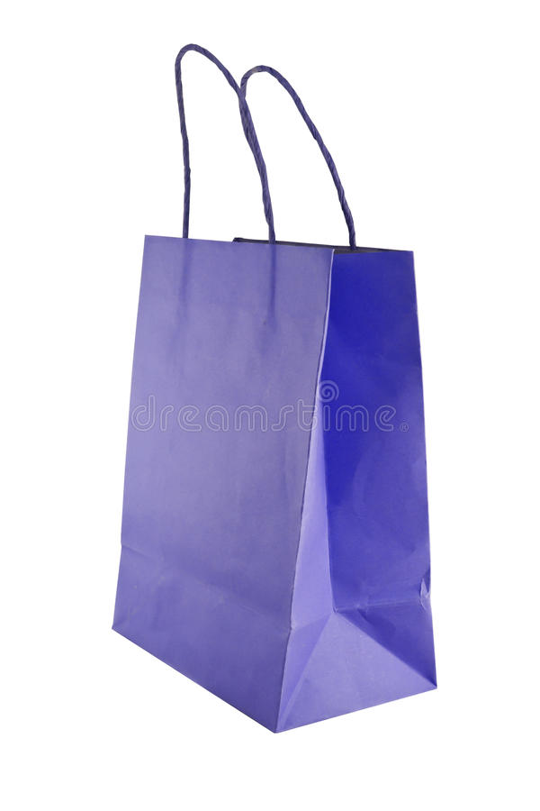 Download Bag for shopping isolated stock image. Image of commerce - 39506733