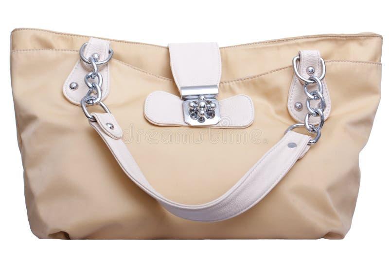 Bag woman royalty free stock photography