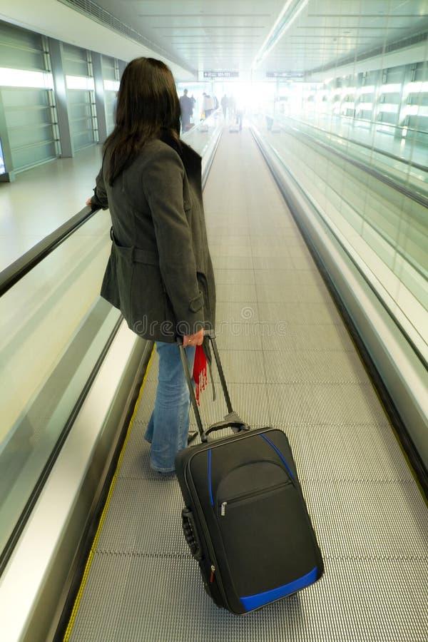 bagaż biznesowa podróż obraz stock